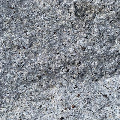 Coarse black white and grey rock