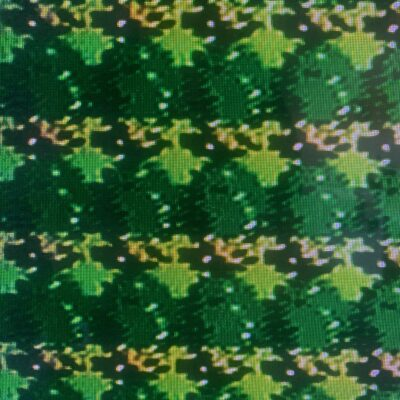 16-bit tree tile digital texture