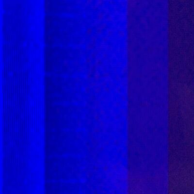 Close up of digital blue columns