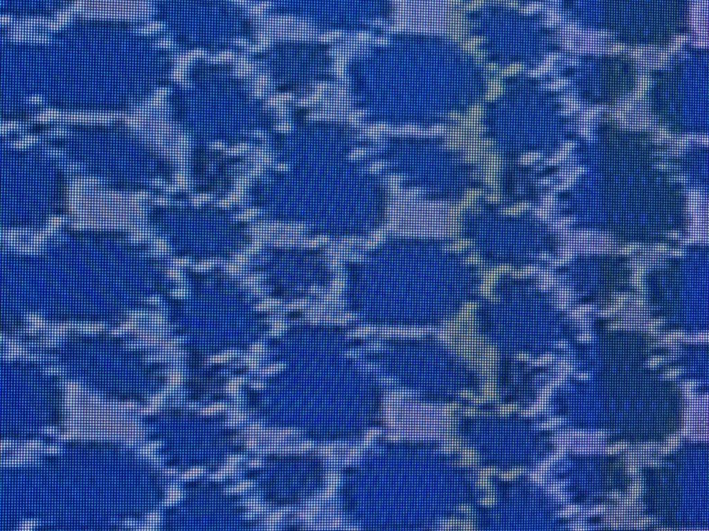 Retro video game water 16-bit tile pattern