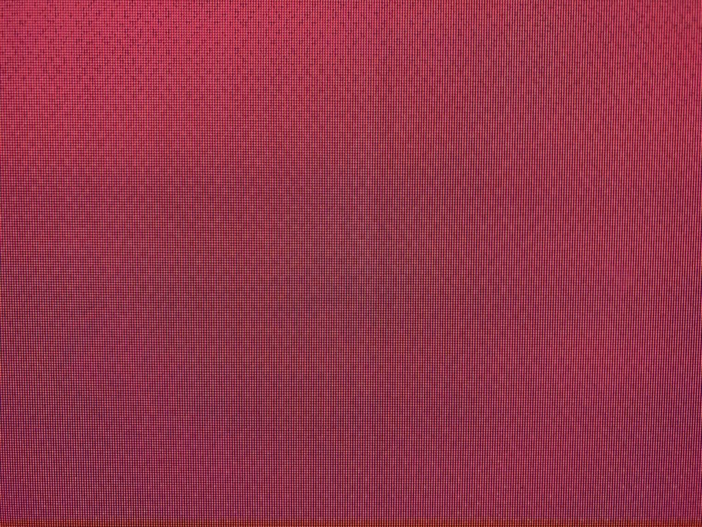 Dark pink/red digital LED pixel grid