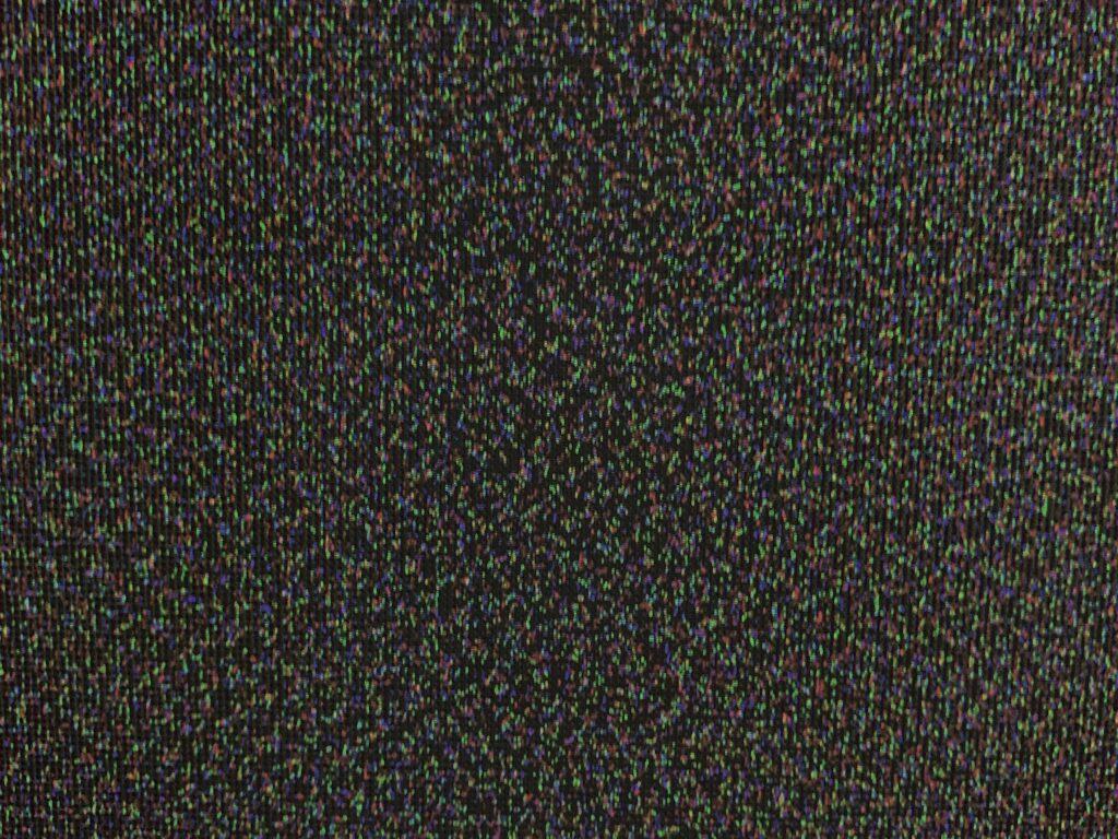 Uniform clusters of colorful pixels