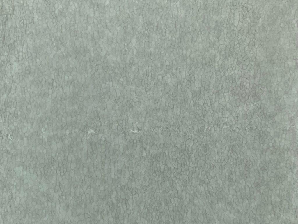 Distinct honeycomb texture on gray plastic